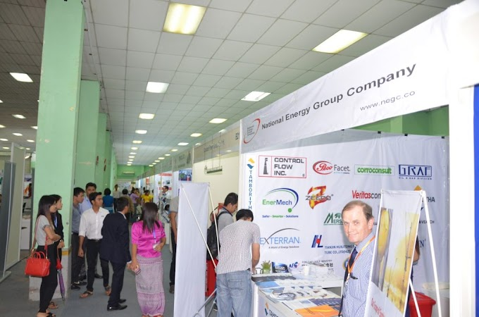 The best venue for Business Matching Expo in Yangon