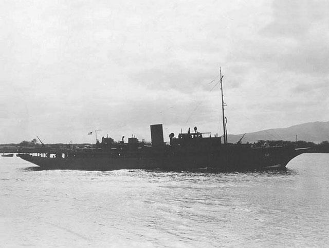 USS Niagara entering Pearl Harbor on 31 March 1942 worldwartwo.filminspector.com