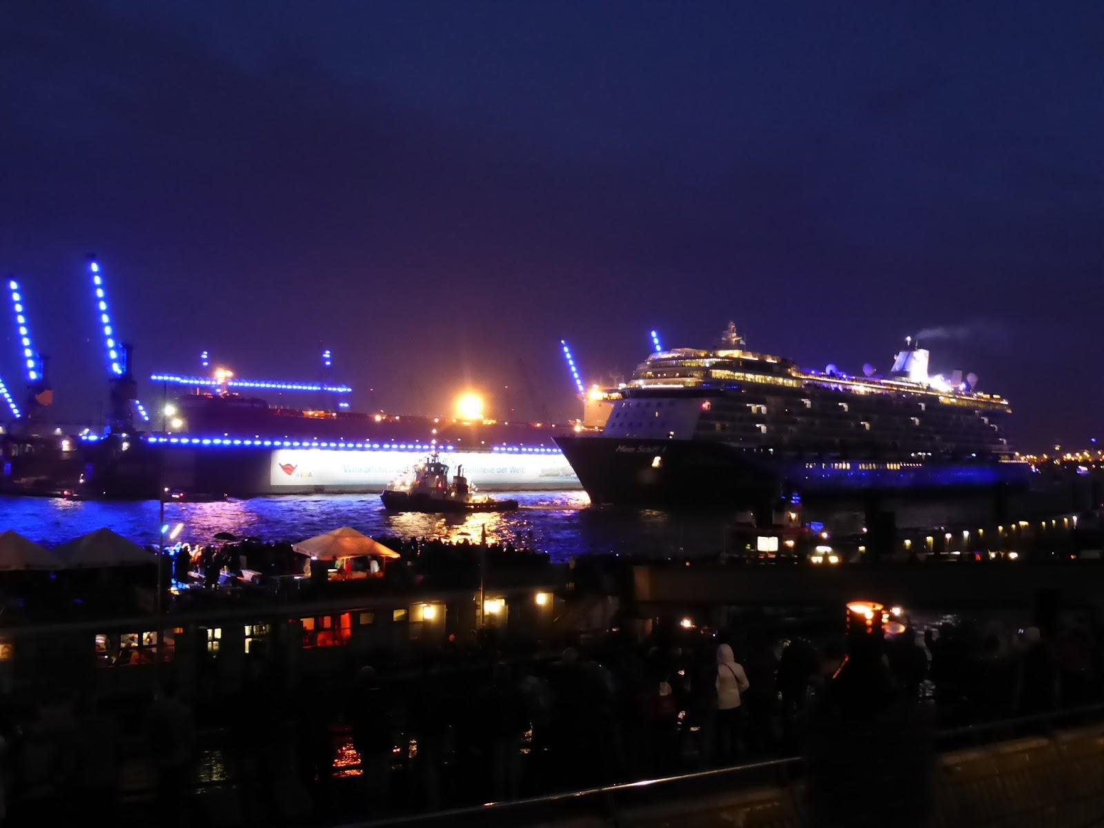 Moinmoje Hamburg Cruise Days