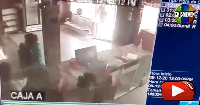 Lanzan granada en carnicería de Maracaibo por no pagar una extorsión