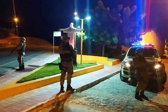Governo prorroga até 25 de maio toque de recolher em toda a Bahia