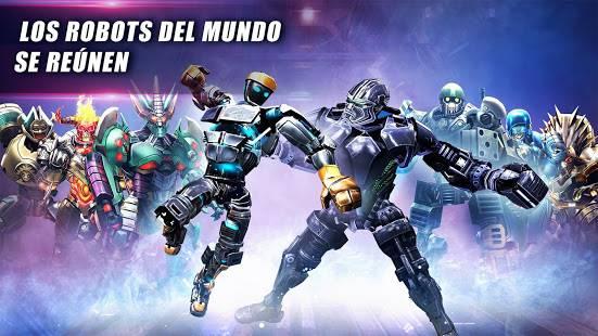 Descargar Real Steel World Robot Boxing MOD APK 51.51.122 Dinero ilimitado Gratis para Android 2