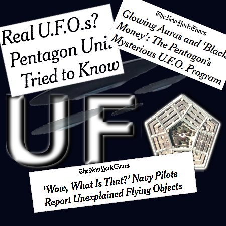 Will The New York Times Ever Stop Reporting on UFOs