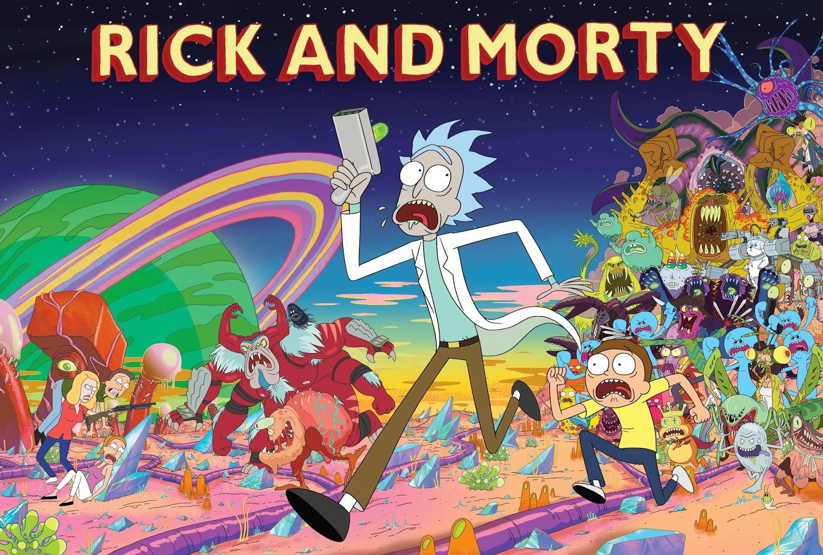 \u0e14\u0e39 Cartoon Network \u0e22\u0e49\u0e2d\u0e19\u0e2b\u0e25\u0e31\u0e07 \u0e1f\u0e23\u0e35: Rick and Morty Season 3 \u0e23\u0e34\u0e04 \u0e41\u0e2d\u0e19\u0e14\u0e4c \u0e21\u0e2d\u0e23\u0e4c\u0e15\u0e35\u0e49 \u0e0b\u0e35\u0e0b\u0e31\u0e48\u0e19 3
