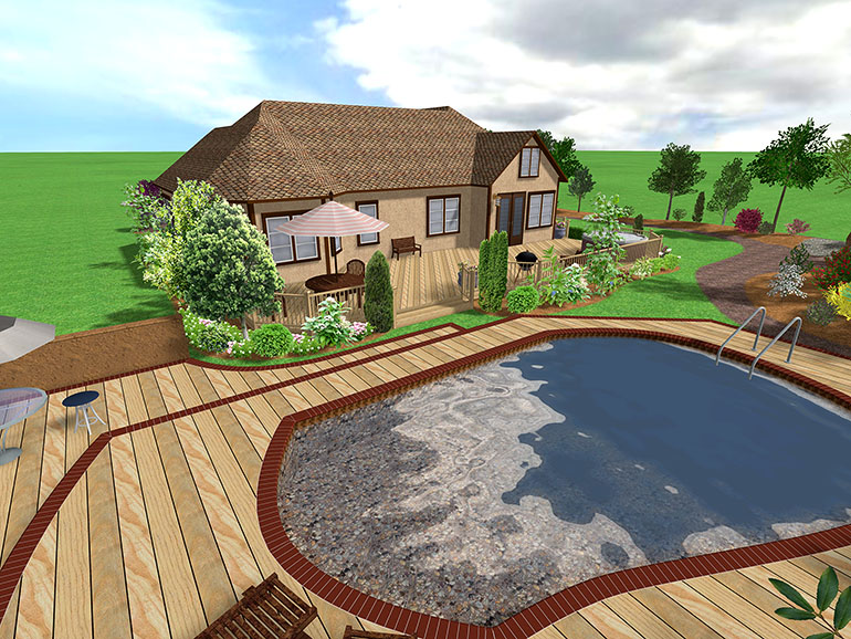 New home designs latest modern swimming pool designs ideas for Pool design modern