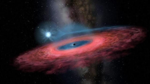 Βρέθηκε η πλησιέστερη μαύρη τρύπα στη γη