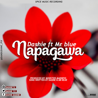 AUDIO | Dashie Ft. Mr blue - Napagawa | Download New song