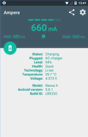 android ampere apk