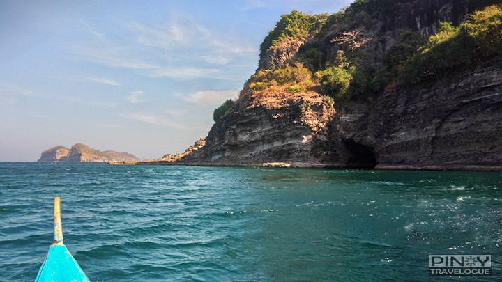 Carabao Island bound