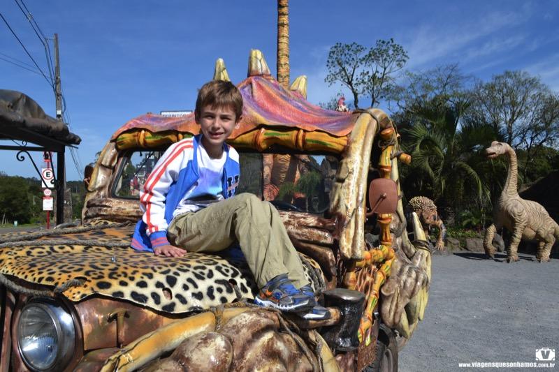 atrações imperdíveis em Gramado com criança