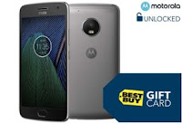 Free Gift Card with unlocked Motorola phone purchase