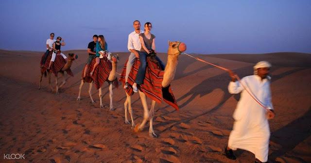 Ayo Mblo... Uni Emirat Arab Tawarkan Kewarganegaraan bagi Warga Negara Asing