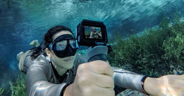 Water Proof Action Cam