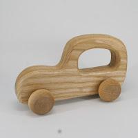 Baby Wooden Car LBC32, Lotes Toys
