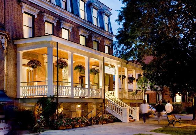 Saratoga Arms Hotel Saratoga Springs