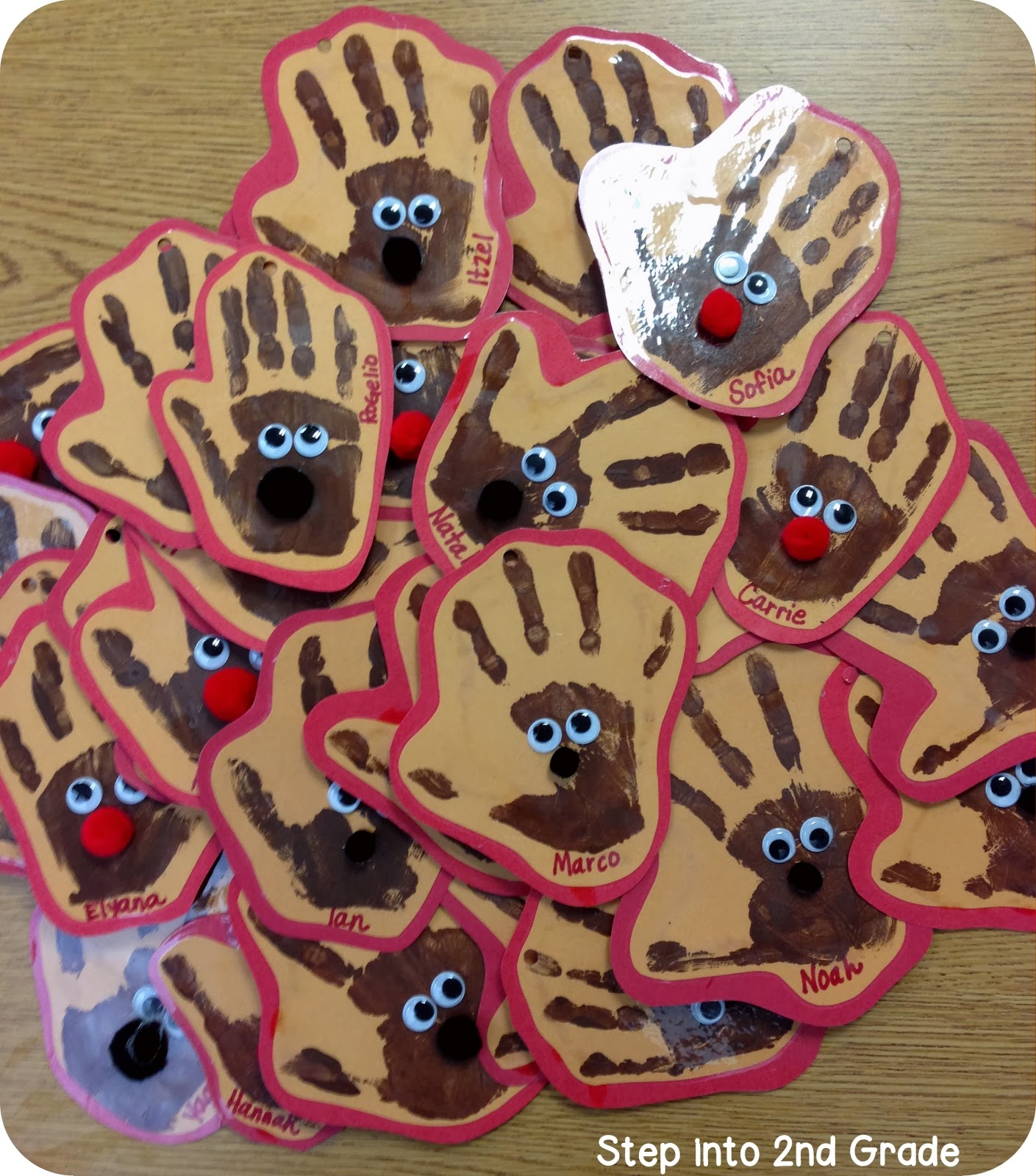 Step Into 2nd Grade With Mrs. Lemons: A Whole Bunch Of