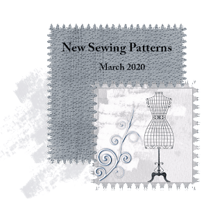 new sewing patterns indie released march 2020 update list top