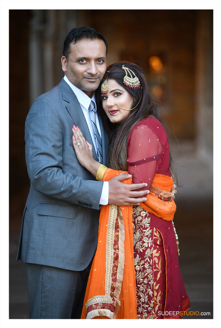 Pakistani Wedding Photography Nikkah Portraits by SudeepStudio.com Ann Arbor South Asian Muslim Wedding Photographer