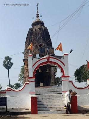 गोलामठ मंदिर मैहर  - Golamath Temple Maihar / Maihar ke Mandir