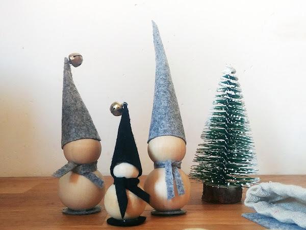 #Tuto : Une famille de bonhommes de neige