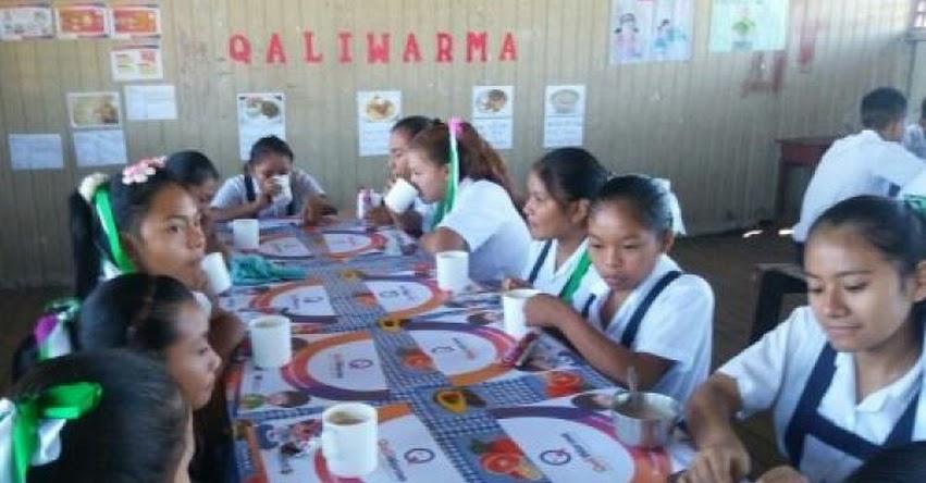 QALI WARMA: Programa social atenderá desde marzo a más de 120 mil escolares en Arequipa - www.qaliwarma.gob.pe