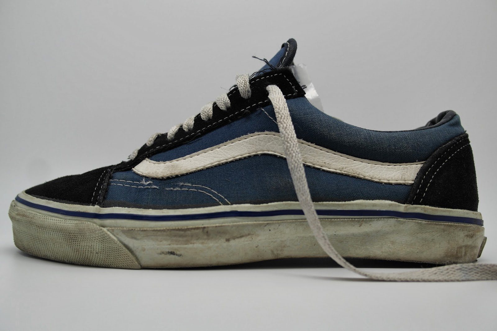 Blue Vans Shoes Australia