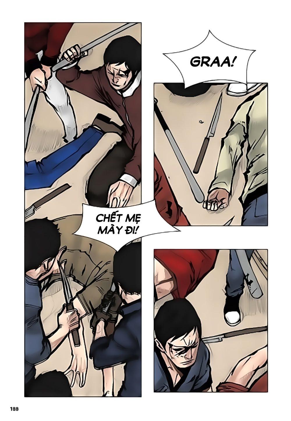 Tong | Tổng chap 30 - Trang 11