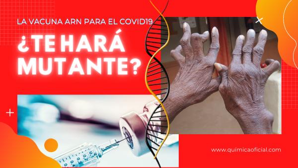 Cosas que debes saber sobre la VACUNA de ARN.