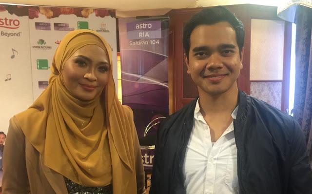 Teater Dia Semanis Honey ,Alif Satar Dan Siti Nordiana Bakal Duet Memori Berkasih