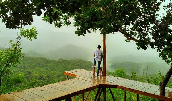 tempat wisata populer di Jogja Bukit Cendana