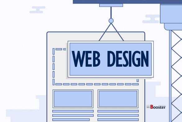 Running a Business Online Elegant web design