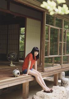 Kashiwagi Hinata First Photo Book: Hinata Biyori Photobook