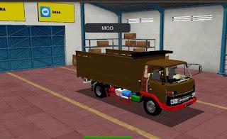 Mod Bussid Truck Jadul Standard