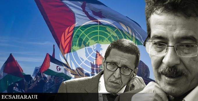 🔵 EXCLUSIVA | Marruecos gestiona la entrada de Hach Ahmed a EE.UU y lo coloca en el Comité de Descolonización de la ONU para que promueva la autonomía en el Sáhara Occidental.