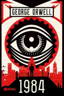 """""""1984"""" von George Orwell Bestseller auf Amazon"""