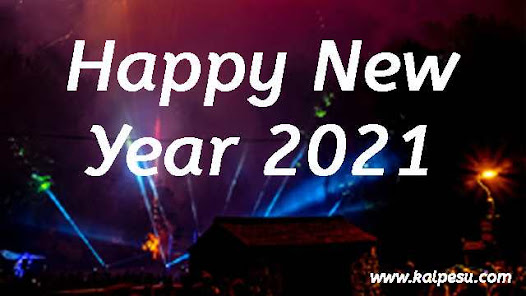 Happy New Year 2021 Hindi Shayari