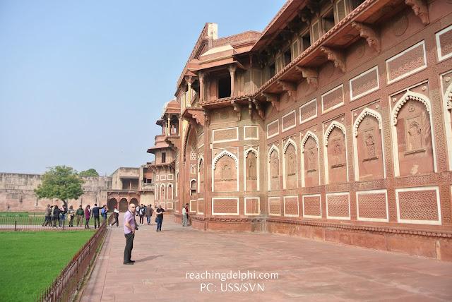 Moghul, Agra Fort