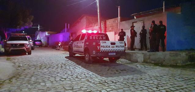 Preso de justiça usando tornozeleira eletrônica é executado a tiros em Mossoró