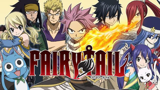 Fairy Tail - Best Shounen Anime of All Time