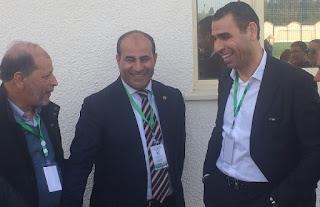 انتخاب عبدالكريم مدوار رئيس للرابطة الجزائرية لكرة القدم