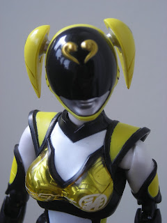 SH Figuarts Akiba Yellow Headshot