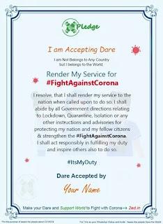 India Fights Corona
