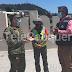 Gobernador Ruiz destaca llegada de Funcionarios del Ejército a la comuna de Pelluhue