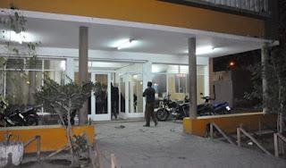 Según expresaron desde Gobierno, el jefe de la seccional y varios policías estarían detenidos.