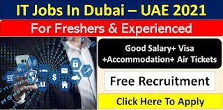 IT Helpdesk Engineer in Dubai, UAE Location