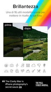 Camera+, l'app si aggiorna alla vers 9.0.2