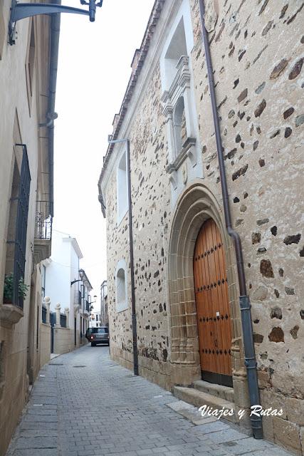Convento de la Madre de Dios, Coria