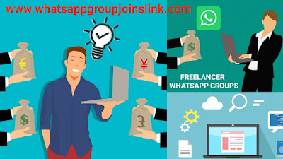 Freelancer WhatsApp Group Joins Link