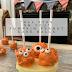 All Eyes on You Pumpkin Peanut Balls  #festivefoodies