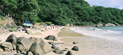 Praia do Estaleiro Porto Belo